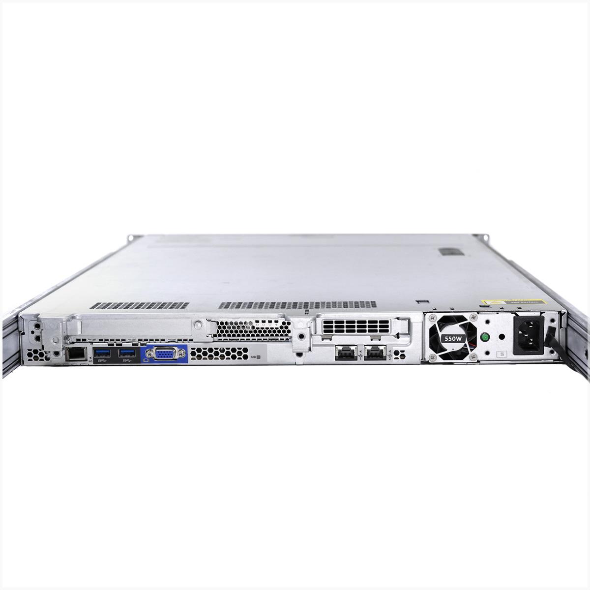 Servidor hp dl160 gen9 xeon e5-2620 v4 64gb 2x 1tb sas - usado