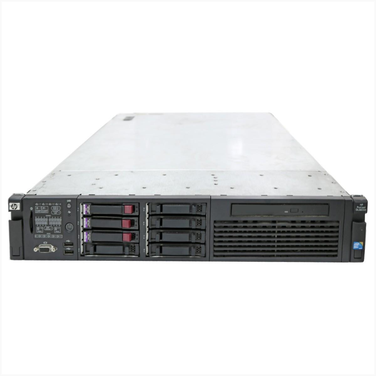 Servidor HP DL380 G6 Xeon E5530 16GB 1TB - Usado