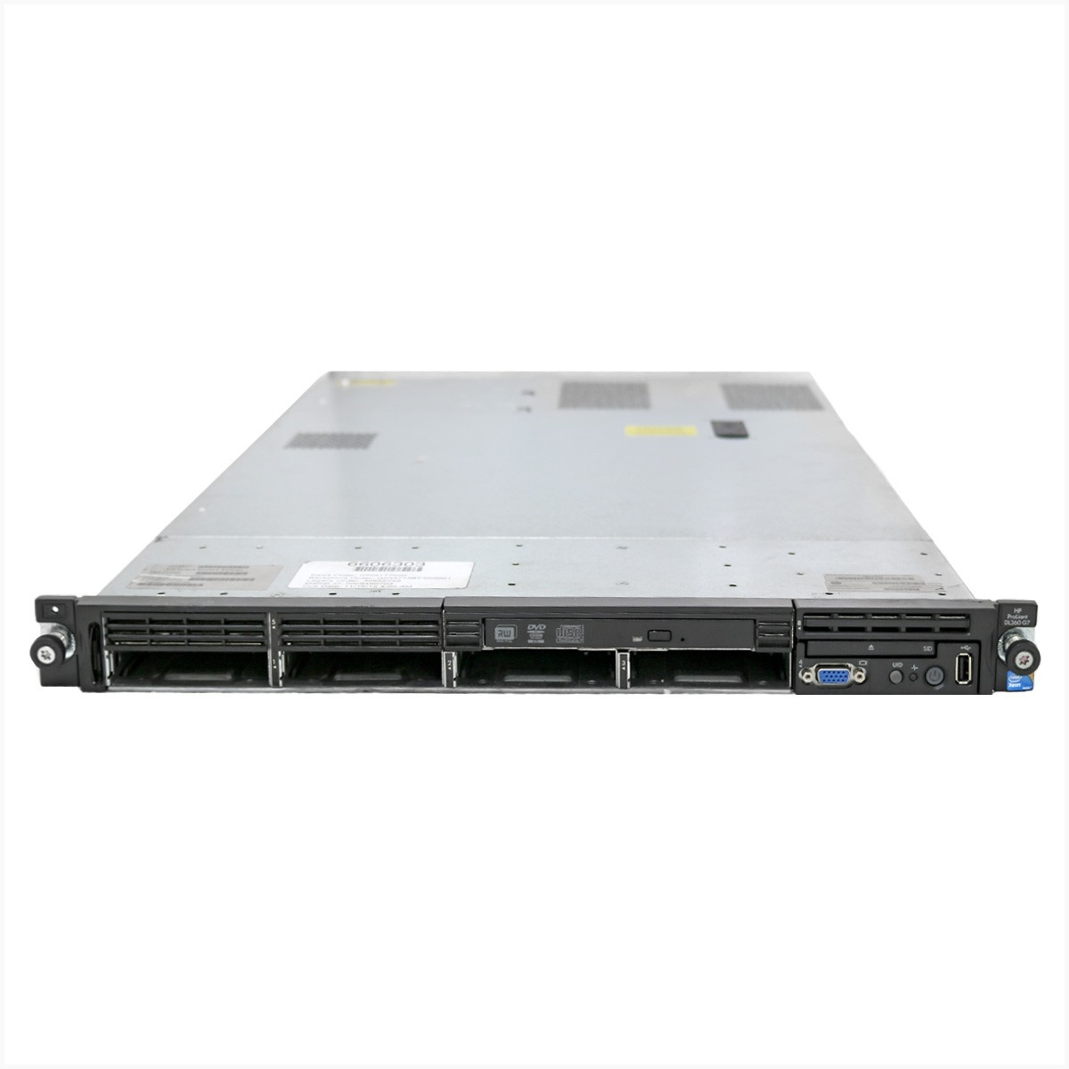 Servidor hp dl380 g7 xeon e5620 16gb 1tb - usado