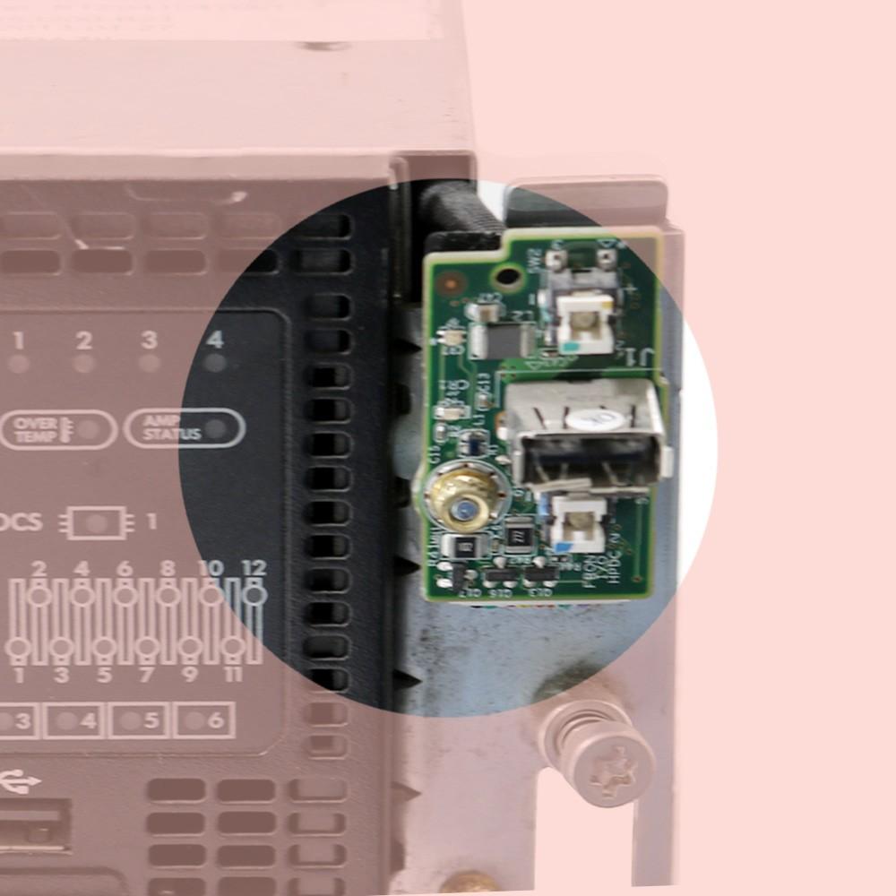 Servidor hp proliant dl380p gen8 2x intel xeon e5 2690 16gb 1tb - usado