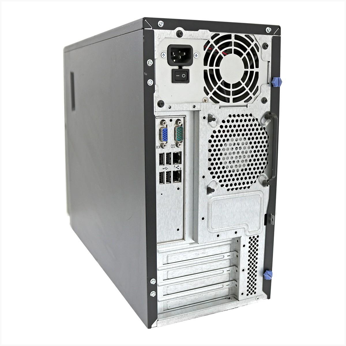 Servidor  ibm x3100 m4 xeon e3-1220 4gb 500gb - usado