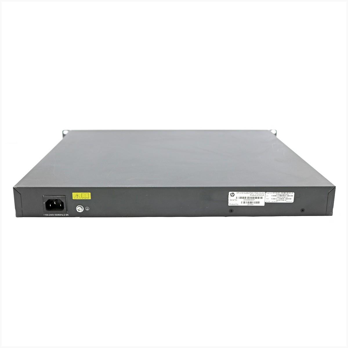 Switch 3com 3crbsg28pwr93 24 portas gigabit - usado