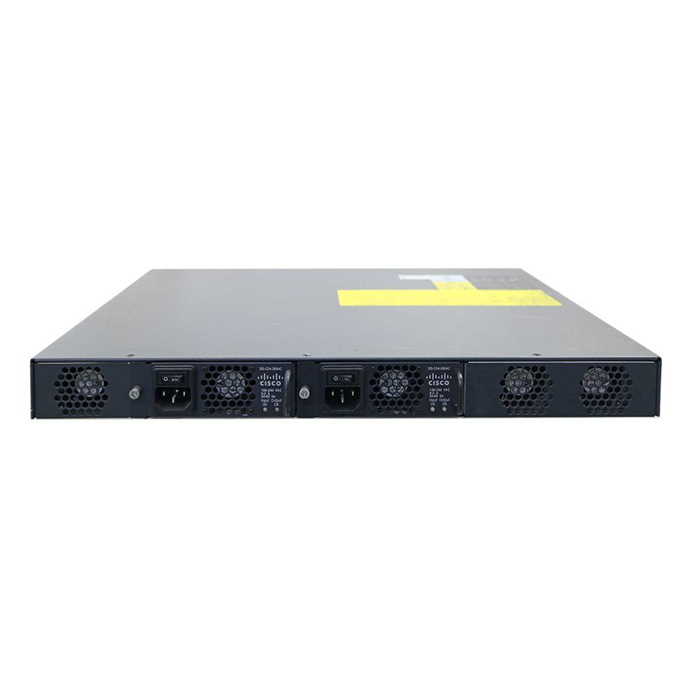 Switch Cisco Mds 9124 Multilayer Fabric 24 Portas - Usado