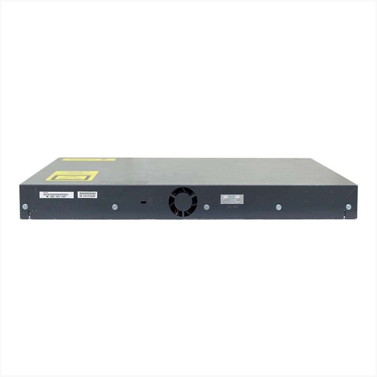Switch Cisco ME 3400-24TS- A  24 ports - Usado