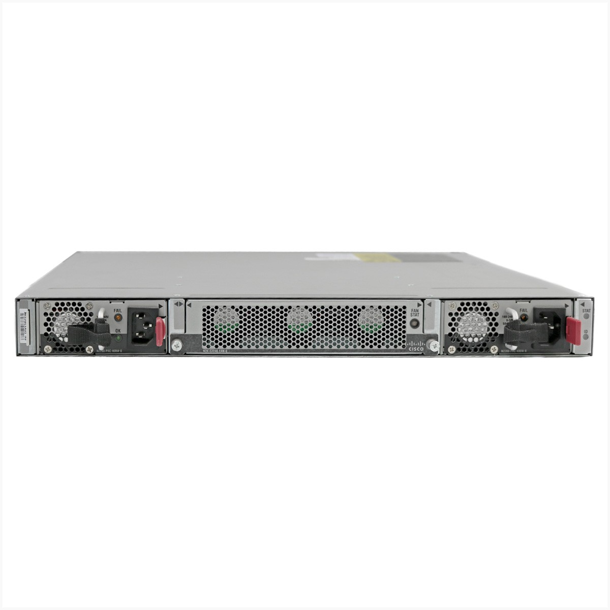 Switch cisco n2k-c2248tp-e-1ge 48 portas - usado