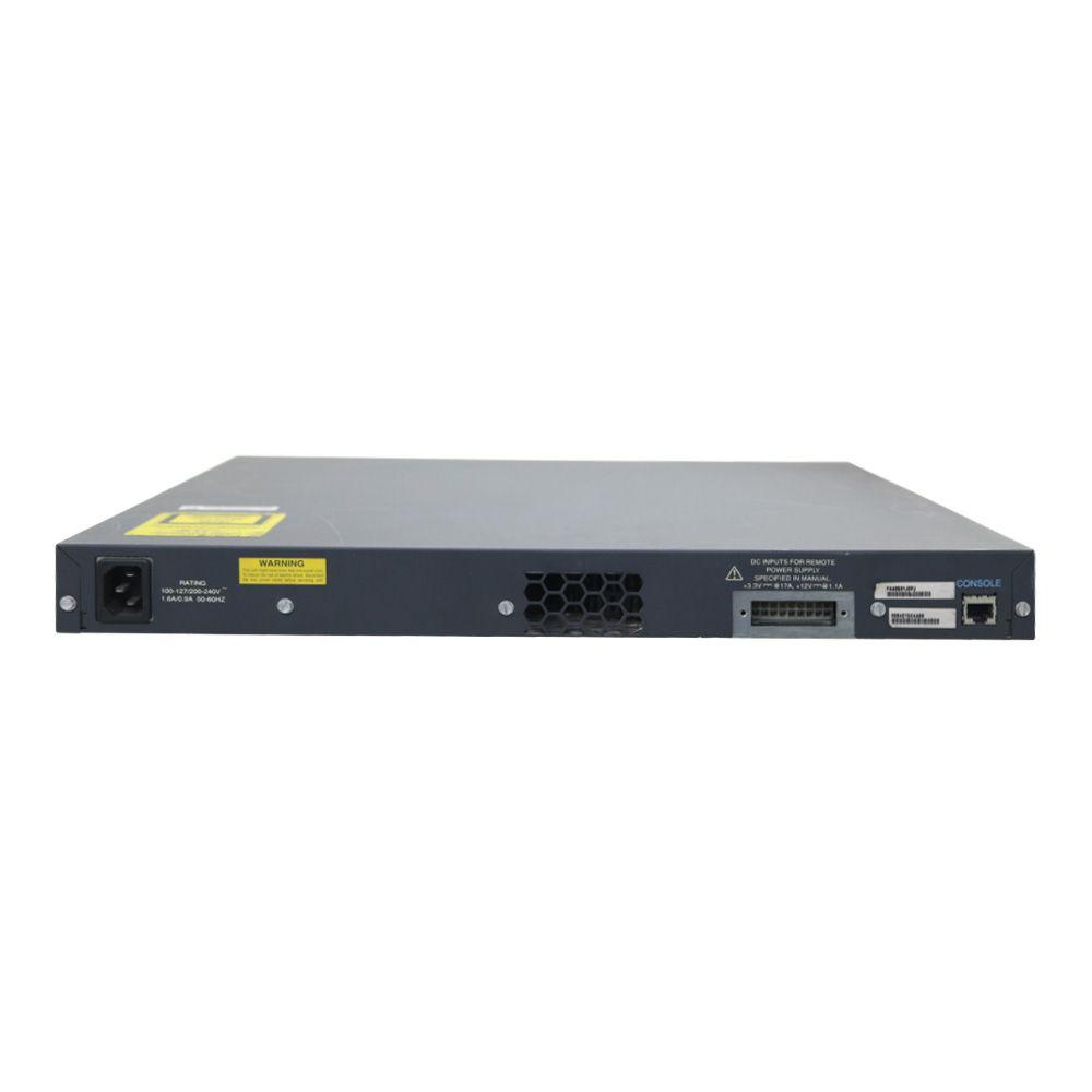 Switch Cisco WS C3548 XL EN 48x10/100 - Usado
