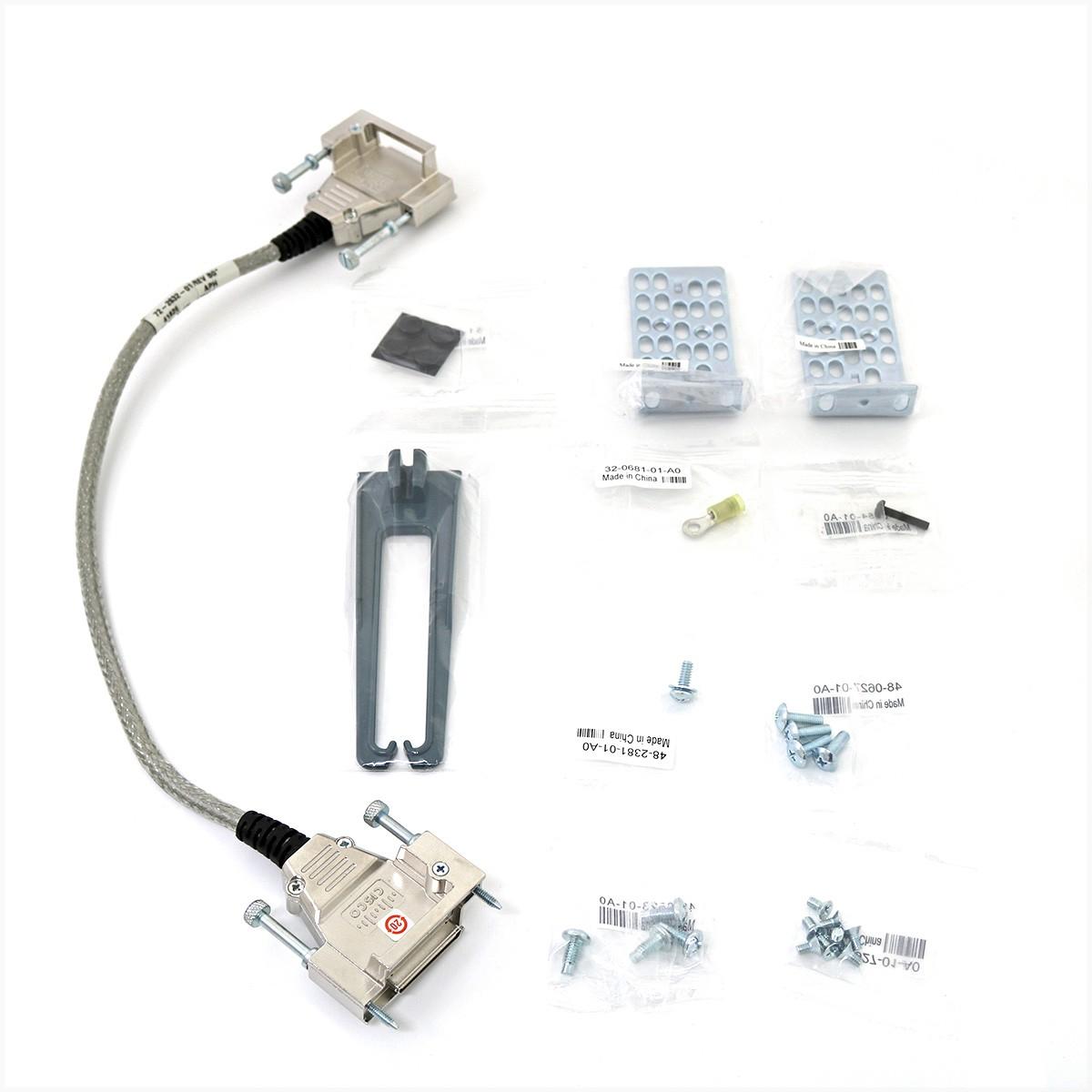 Switch cisco ws-c3750x-48pf-l 04 gigabit 48 portas - usado