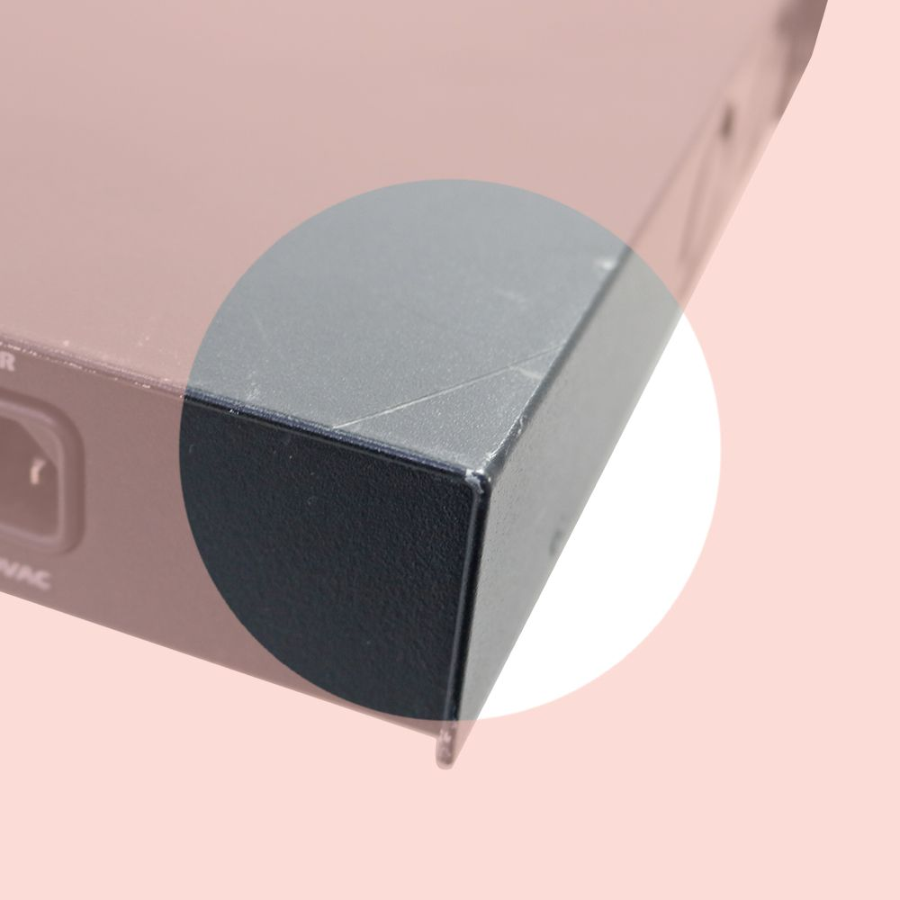 Switch Dell Power Connect 5424 24xGigabit 2xSFP 10 Gigabit - Usado