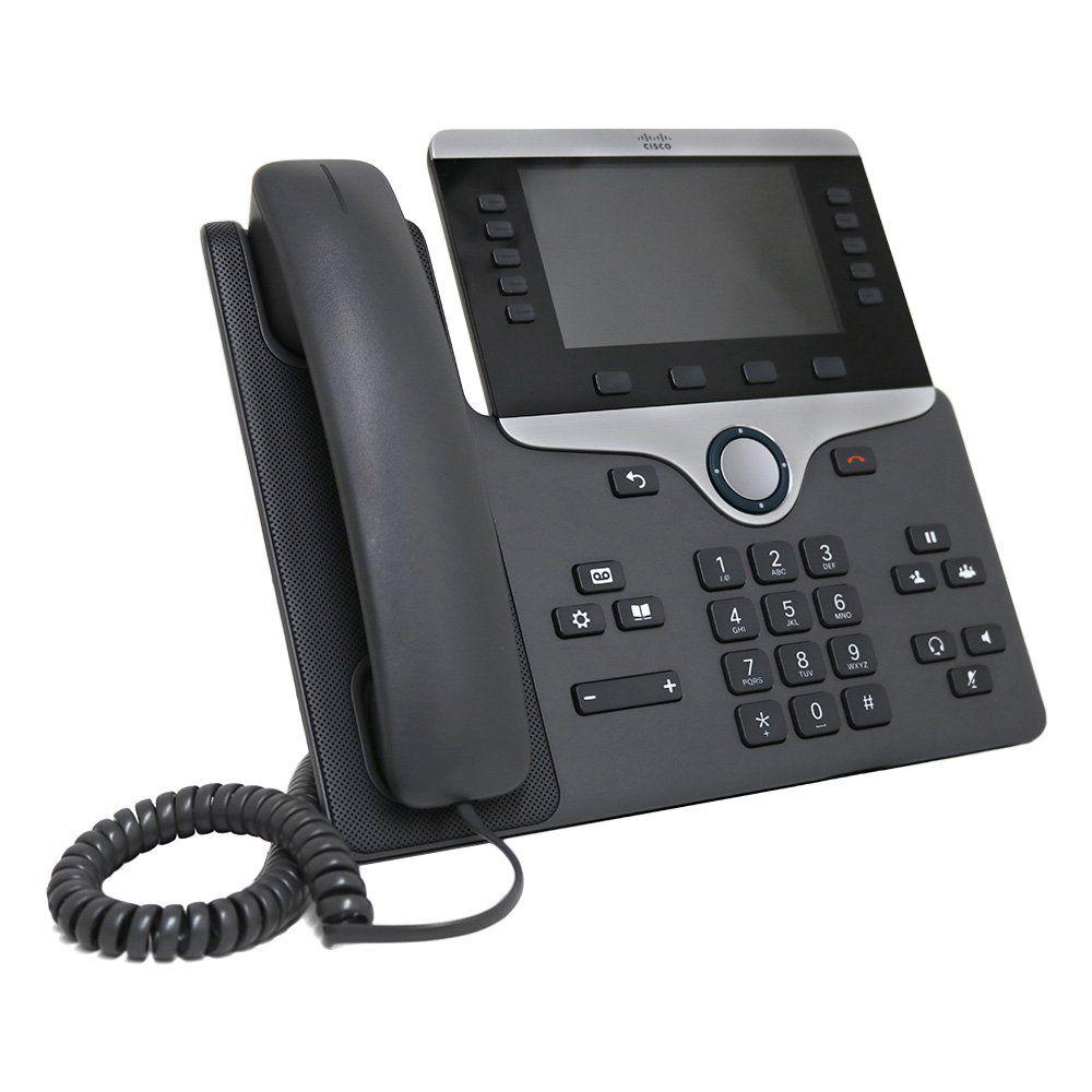 Telefone Cisco Cp-8861 - Usado