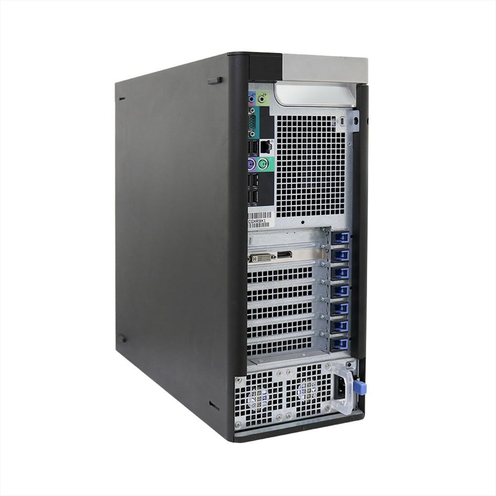 Workstation dell T3600 intel xeon e5-1620 8gb 500gb - usado