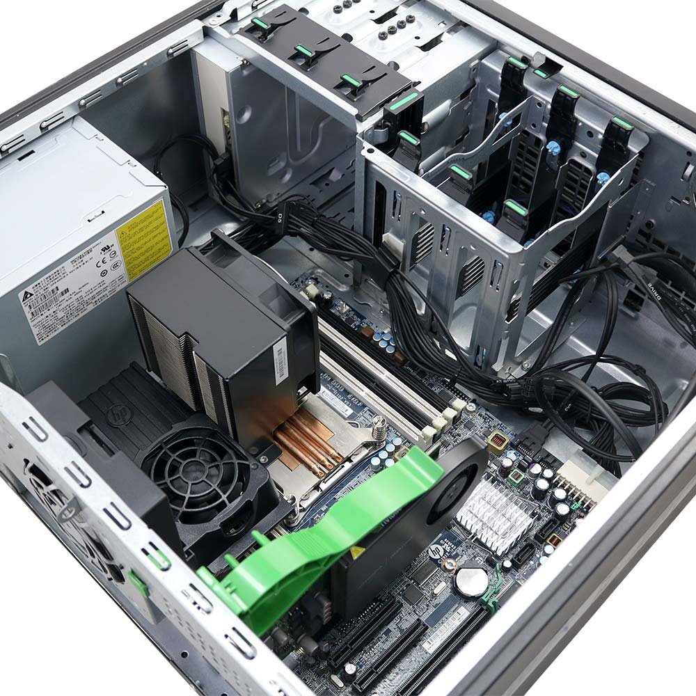 WorkStation HP Z420 E5 1620 4gb 160gb - Usado