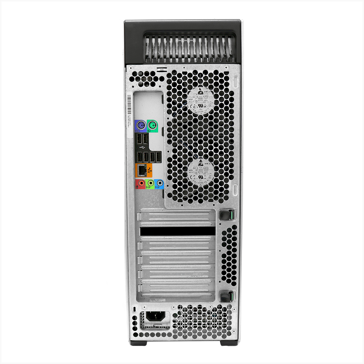 Workstation hp z600 mt 2x xeon e5504 8gb 2tb - usado
