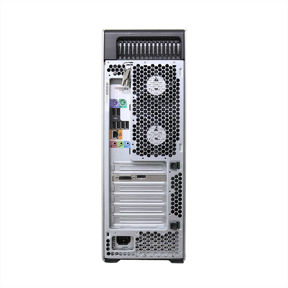 Workstation hp z600 torre c2d xeon e5620 4gb 160gb - usado