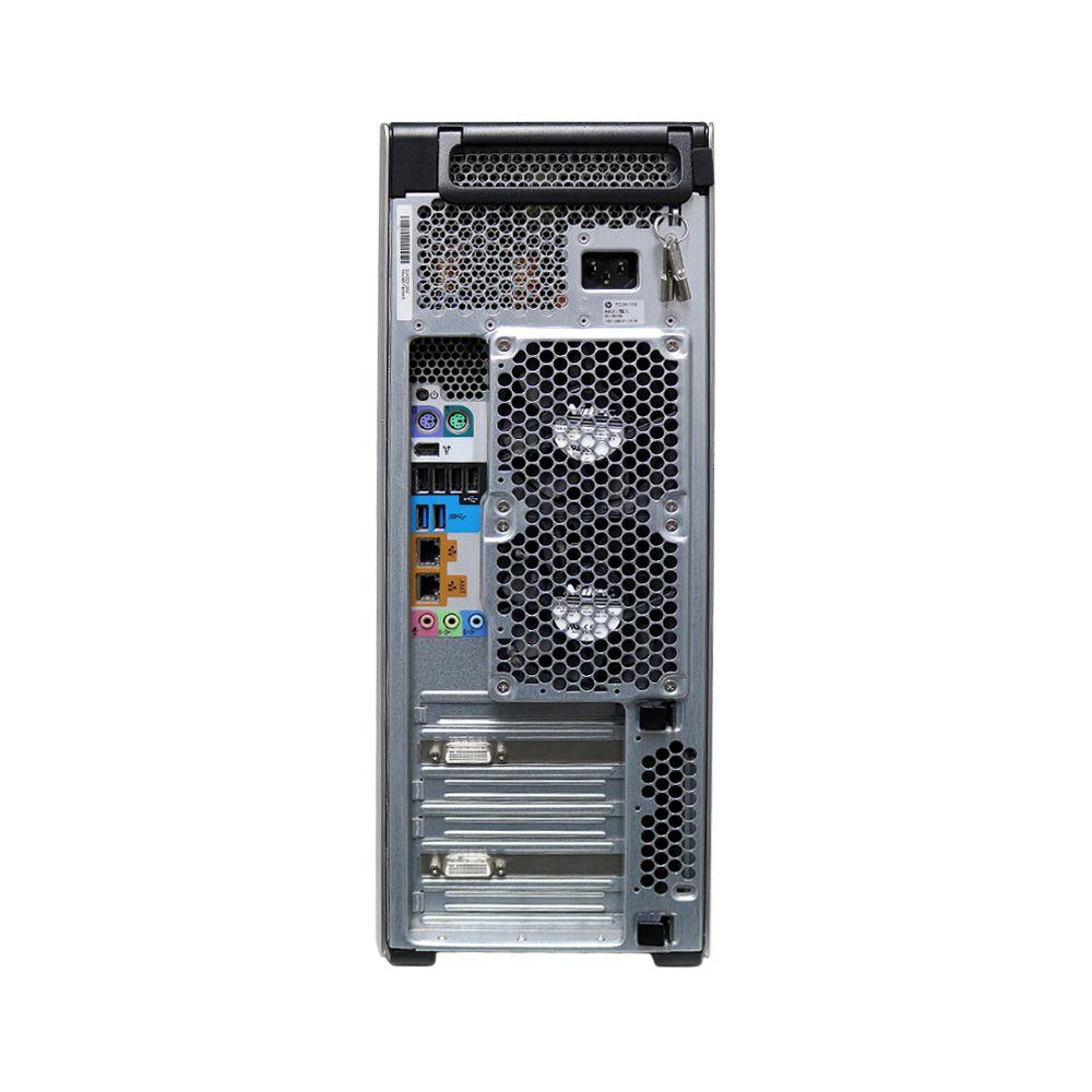 Workstation Hp Z620 Intel Xeon E5-2620 128gb 1x 2tb - usado