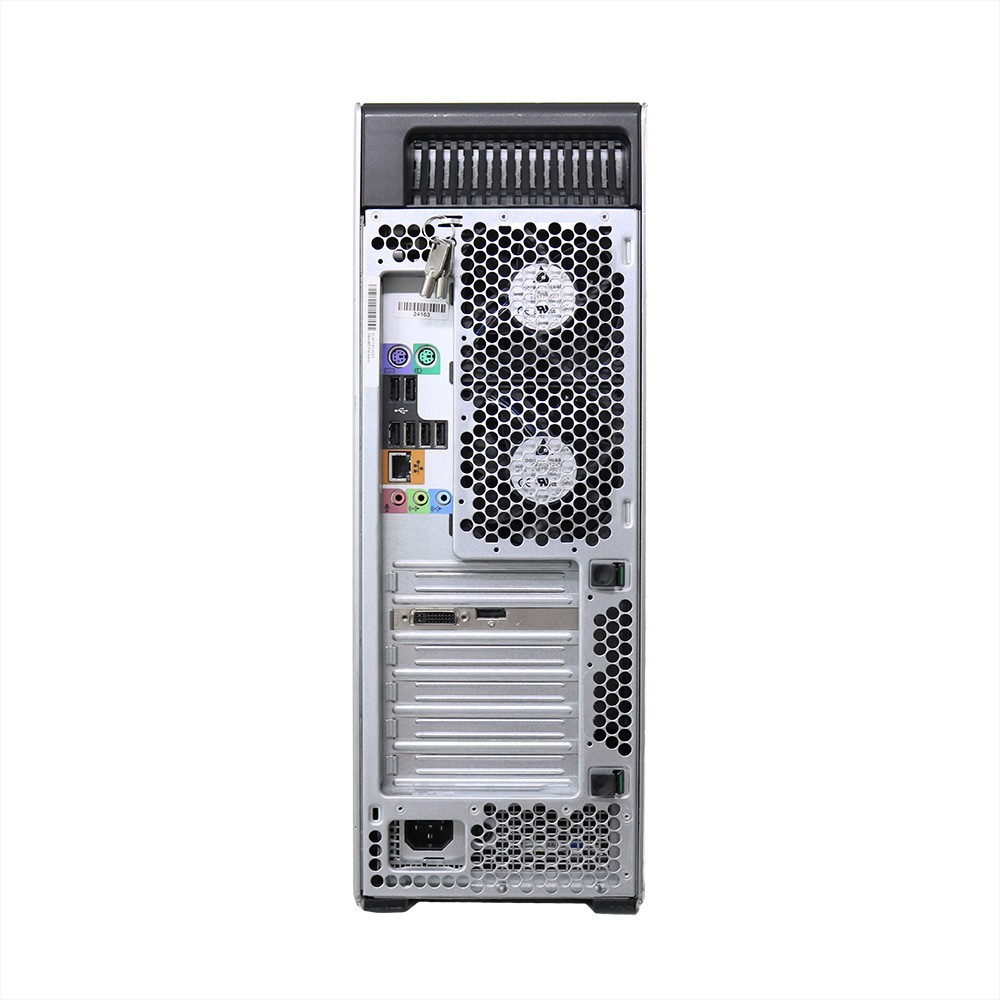 Workstation hp z600 intel xeon e5620 4gb 500gb - usado