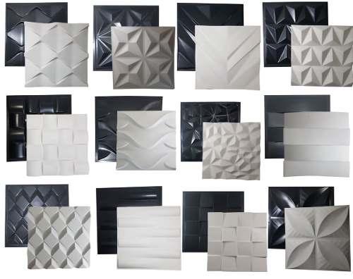 Kit 12 Formas Gesso/cimento Abs Envio Imediato Lindíssimos