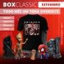 Boxtoy Classic - Todo mês um tema geek diferente