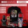 Boxtoy Marvel  - Todo mês um herói diferente