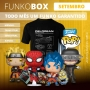 Funko Boxtoy  - Todo mês um funko  diferente
