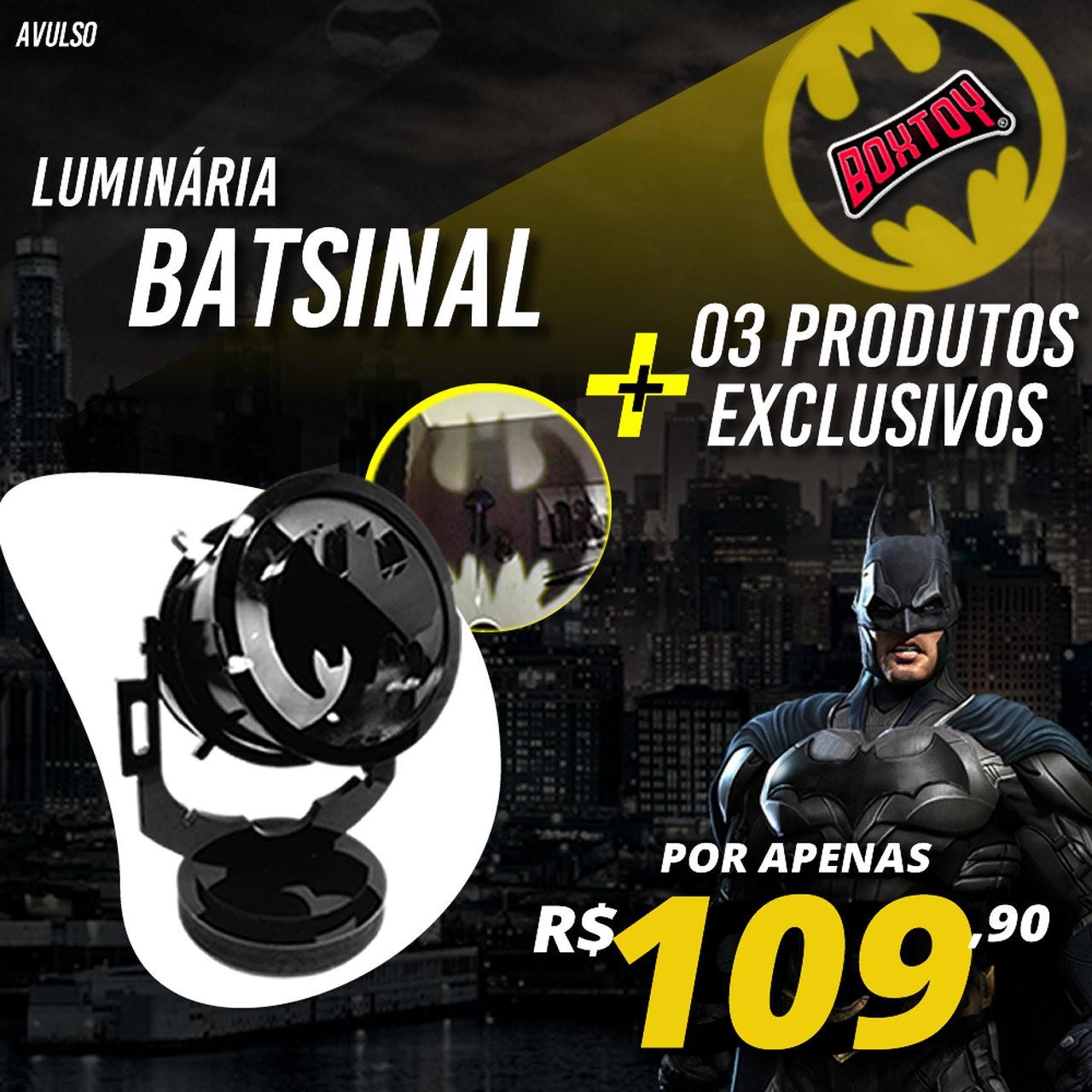 Boxtoy Edição Batman  - Boxtoy