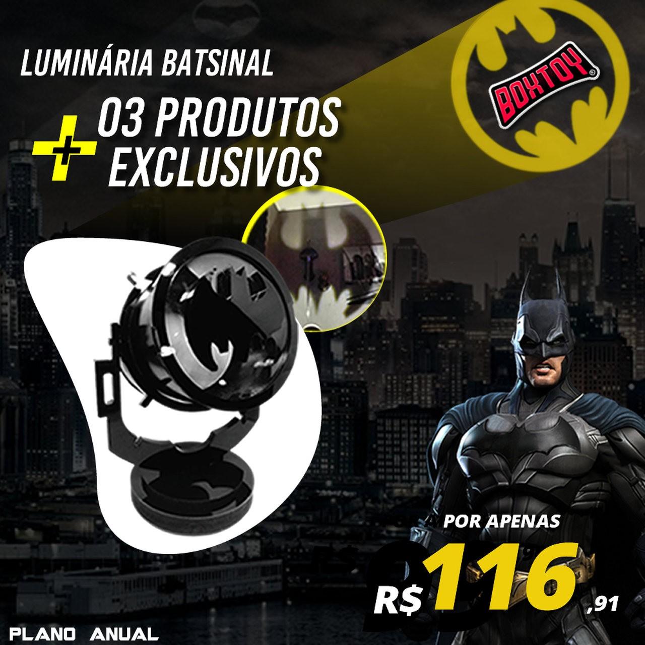 Boxtoy Edição Batman ANUAL  - Boxtoy