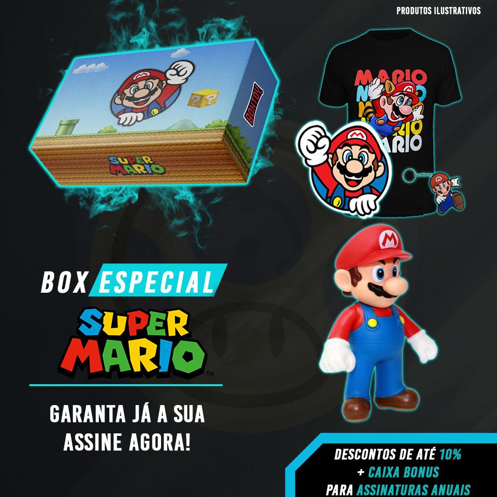Boxtoy Edição Mario - Avulsa  - Boxtoy