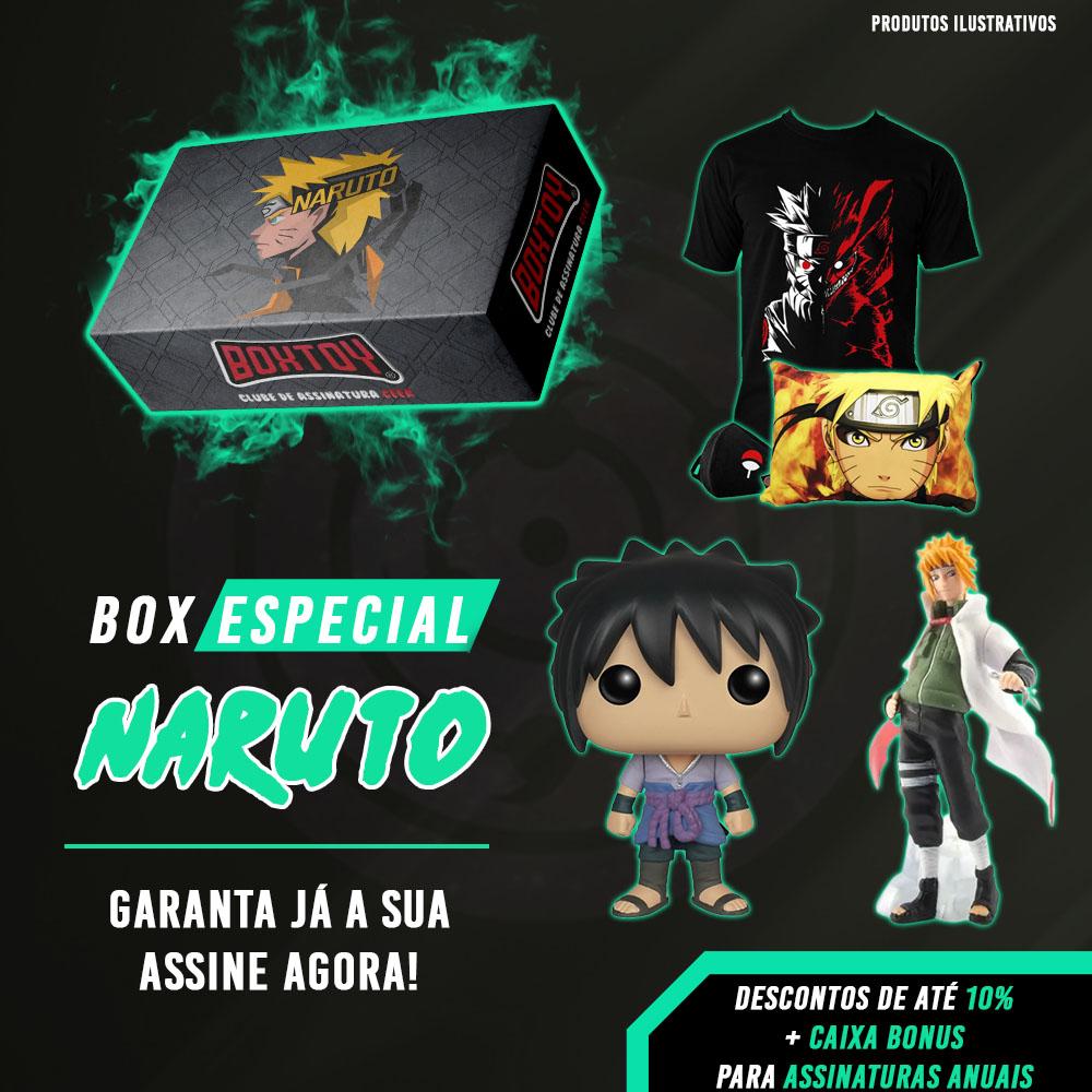 Boxtoy Edição Naruto - Avulsa  - Boxtoy