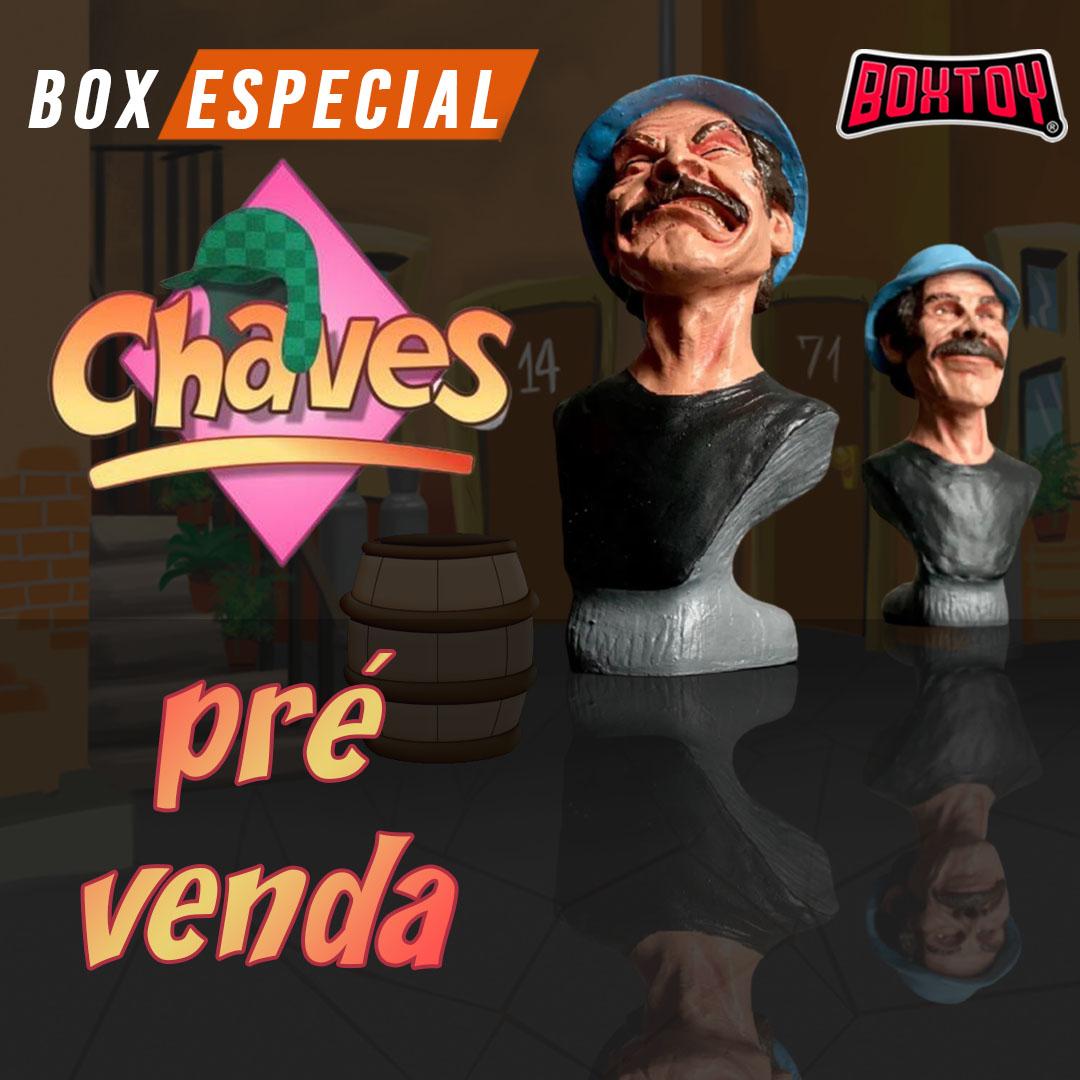 Boxtoy Especial Pré Venda - Mensal  - Boxtoy