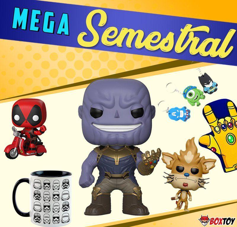 Mega -- Semestral  - Boxtoy