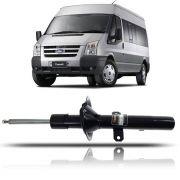 Amortecedor Dianteiro Com Aba Ford Transit  2008 2009 2010 2011 2012 2013 2014 2015 2016 2017 2018