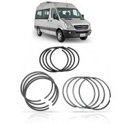 Anel Pistao STD Mahle Mercedes Benz Sprinter 311 415 515 2012 13 14 15 16 17 18 19