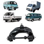 Balança Superior do Lado Esquerdo do Kia Bongo K2400 K2500 K2700 1992 4X2 Besta Topic 1993 à 1999