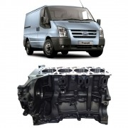 Bloco Embielado Original do Motor Ford Transit 2.4 16v 2008 2009 2010 2011 2012