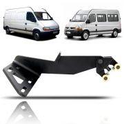 Carrinho Inferior Porta Central Renault Master 2002 2003 2004 05 06 07 08 09 10 11 12 13