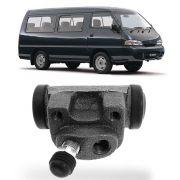 Cilindro da Roda Lado Direito Hyundai H100 1995 1996 1997 1998 1999 2000 2001 2002