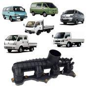 Coletor de Admissão Besta GS 2.7 3.0 Bongo K2700 1998 1999 2000 2001 2002 2003 2004 2005