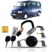 Comutador Completo (Kit) Renault Master 2002 2003 2004 2005 2006 2007 2008 2009