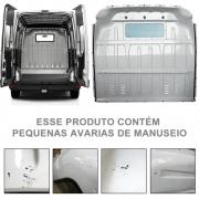 Divisória do Furgão Com Vidro Original Renault Master 2014 2015 2016 2017 2018 2019 2020 2021