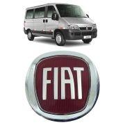 Emblema para Adaptação da Grade da Fiat e Ducato