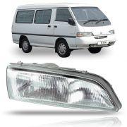 Farol Lado Direito Hyundai H100 1993 1994 1995 1996
