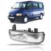 Farol Lado Esquerdo Renault Master 2002 2003 2004 2005 2006 2007 2008 2009