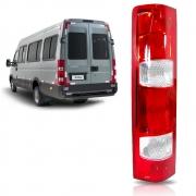 Lanterna Traseira Lado Esquerdo Iveco Furgão ou Passageiro 2008 2009 2010 2011 2012 2013 2014 2015 2016 2017 2018 2019