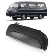 Maçaneta Externa Porta Dianteira  Lado Esquerdo Hyundai H100 1993 1994 1995 1996 1997 1998 1999 2000 01 02