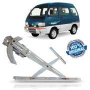 Maquina de Vidro Manual Dianteira Lado Esquerdo Original Towner 1993 1994 1995 1996 1997 1998 1999