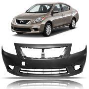 Parachoque Dianteiro Nissan  Versa 2011 2012 2013 2014