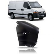 Paralama Lado Direito Renault Master 2010 2011 2012 2013
