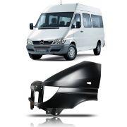Paralama Lado Esquerdo Mercedes Benz Sprinter CDI 311 313 413 2002 2003 2004 2005 2006 2007 2008 2009 2010 2011 2012