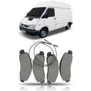 Pastilha de Freio Dianteira Renault Trafic 1994 1995 1996 1997 1998 1999 2000 2001 2002