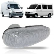Pisca Seta Cristal do Paralama Mercedes Benz Sprinter 1997 1998 1999 2000 2001 2002 2003 2004 2005 2006 2007 2008 2009 2010 2011 2012