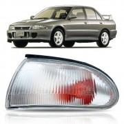 Pisca Seta Dianteiro Lado Esquerdo Mitsubishi Lancer Corner 1993 1994 1995